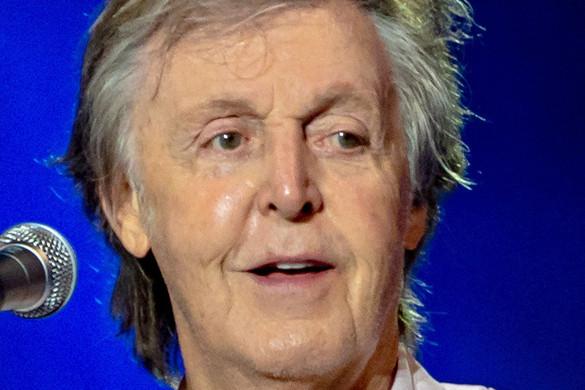 Paul McCartney musicalt ír Frank Capra filmjéből
