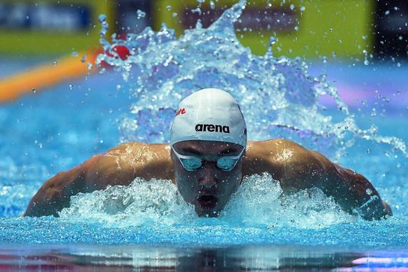 Így döntötte meg Phelps világcsúcsát Milák Kristóf