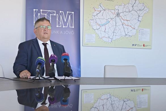 16,4 milliárd forinttal több  jut ahazai útfelújításokra