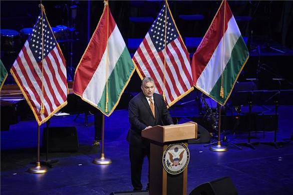 Orbán: A magyarok úgy érzik, most jó idők járnak