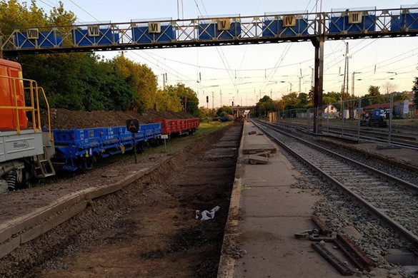 Szombaton hatástalanítják a Rákospalota-Újpest vasútállomásnál talált bombát