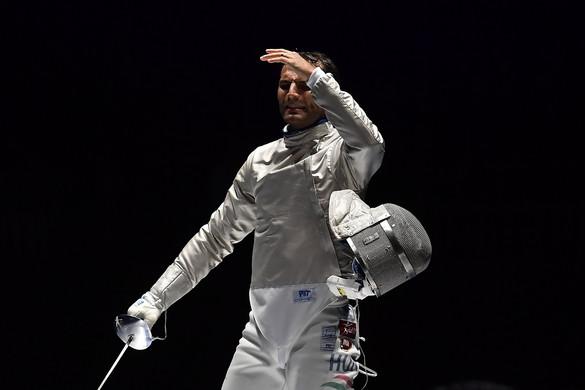 Brutális végjáték után ezüstérmes a vb-n a férfi kardcsapat