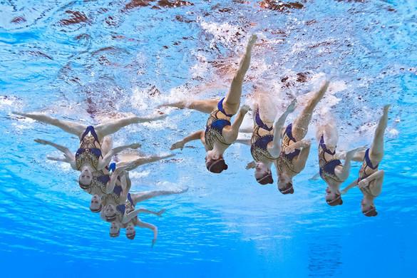 Nem sikerült visszavágni azoroszoknak a medencében
