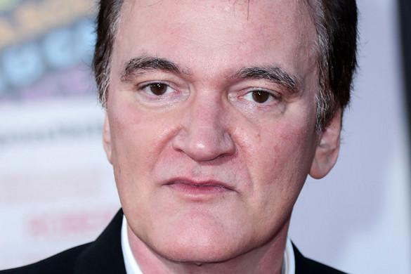 Erősen nyitott Quentin Tarantino