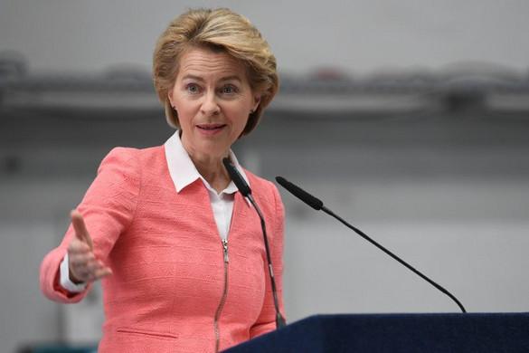 Ursula von der Leyen lesz az Európai Bizottság új elnöke