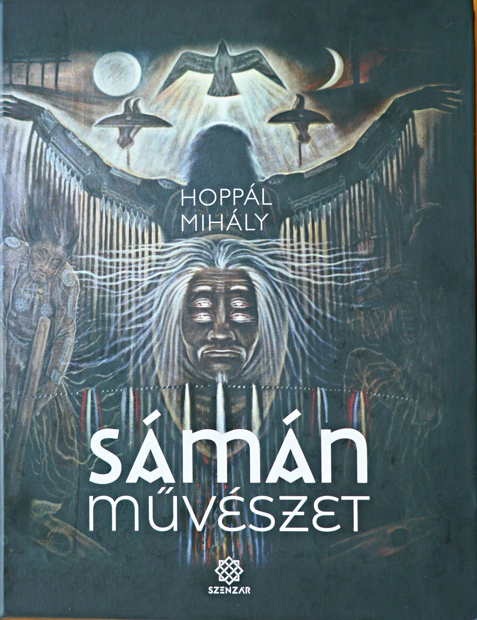 Hoppál Mihály: Sámán művészet
