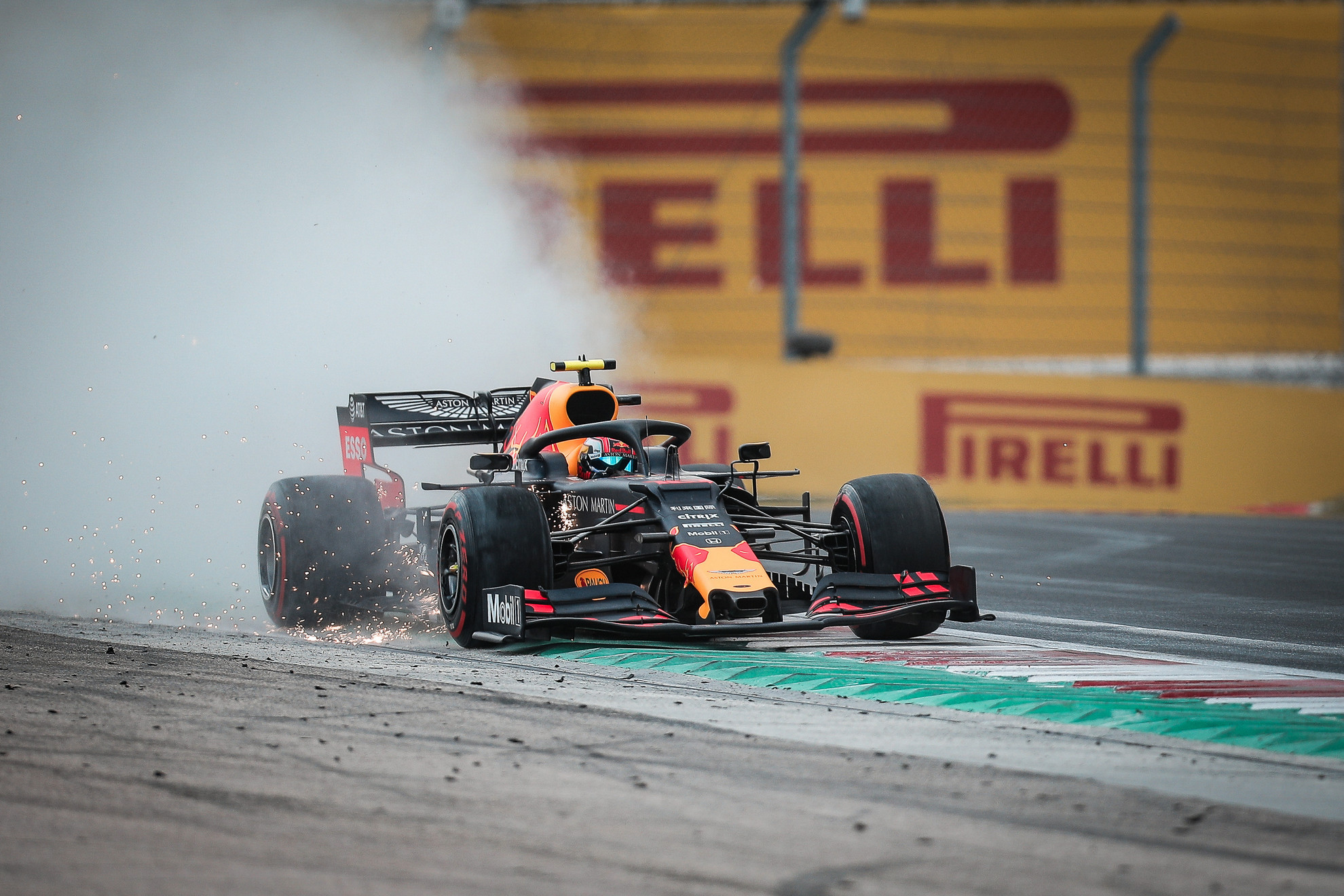 Pierre Gasly a Red Bull-ban