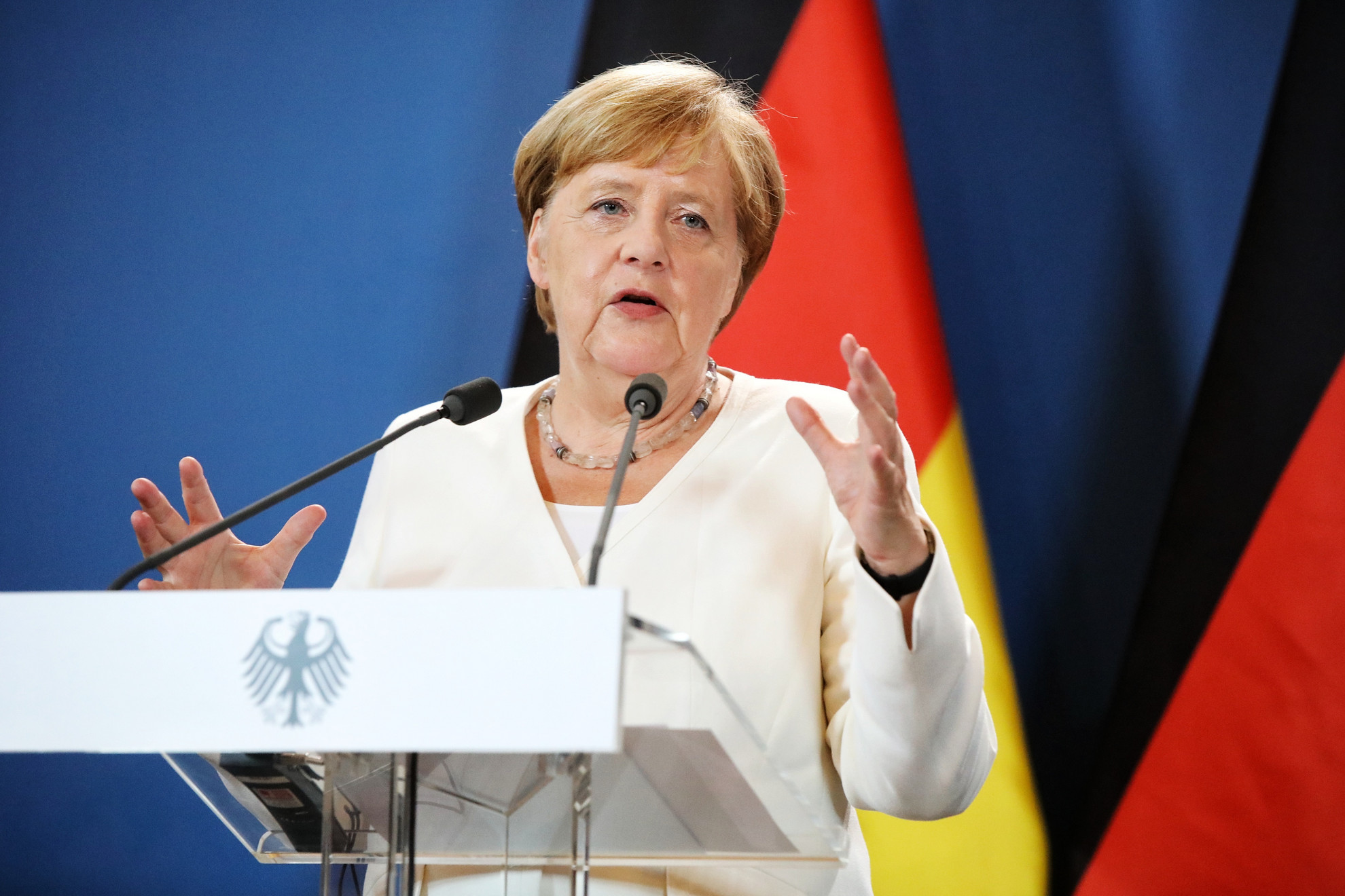 Angela Merkel: Új startra van szükség