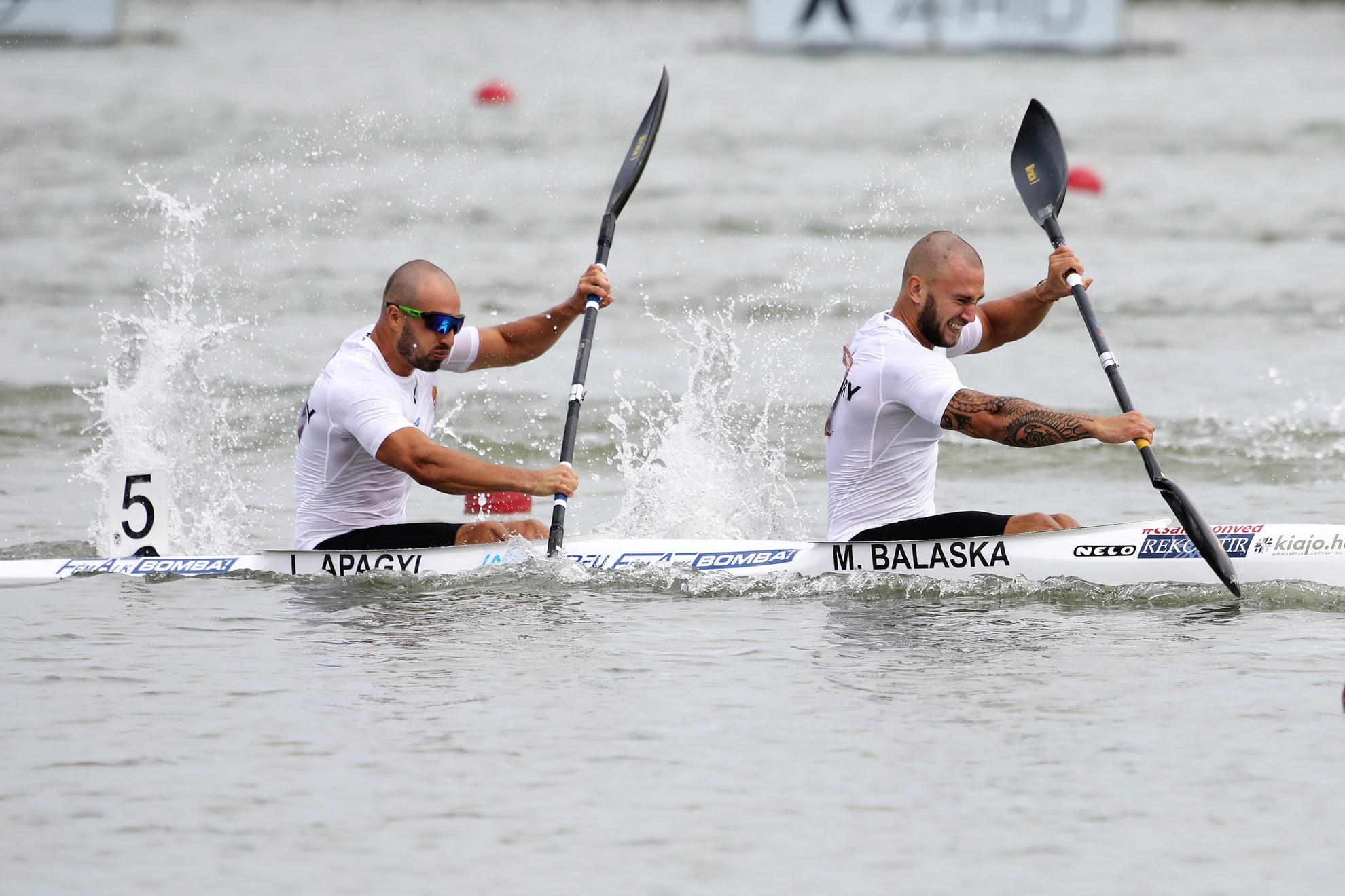 Balaska és Apagyi erős mezőnyben lett harmadik
