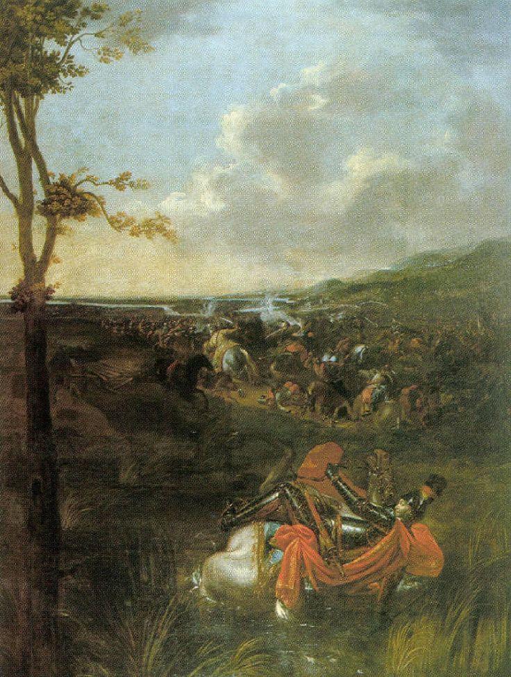 Dorffmaister István: II. Lajos halála