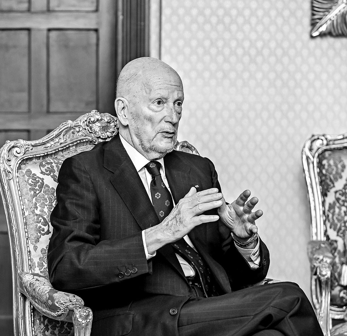 Szimeon Szakszkoburggotszki: Előszeretettel használtam a Rilsky gróf titokzatos álnevet Count Rilsky és Graf Rilski formában