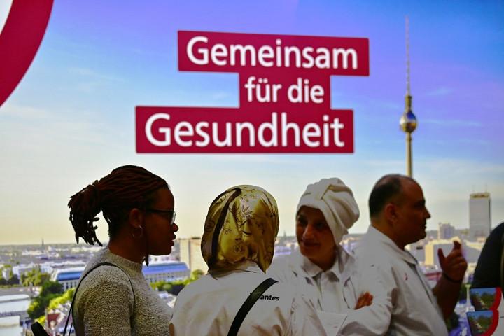 Meghaladta a 25 százalékot a migráns hátterű lakosok aránya Németországban