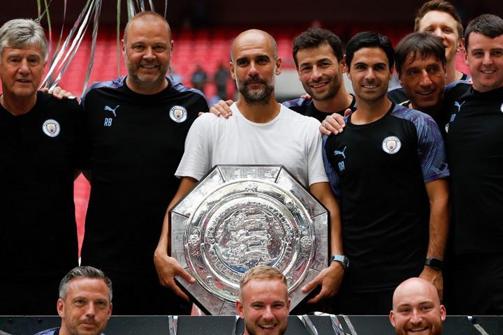 A Manchester City megvédte címét az angol Szuperkupában