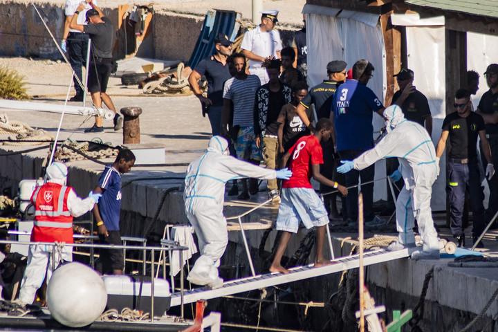 Róma módosíthatja a Salvini-féle migrációs törvényt