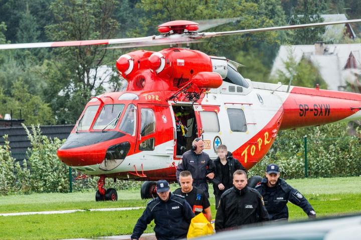 Öt ember halálát okozták a villámcsapások a Tátrában