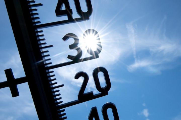 Jelentősen nőtt a globális szárazföldi hőmérséklet