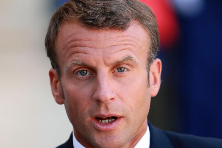 Macron: Szeptemberben újra összeülnek a normandiai négyek