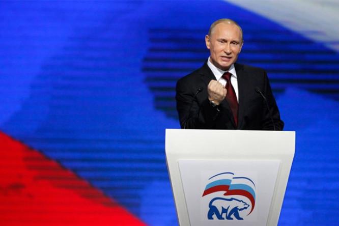Az oroszok 44 százaléka a kormánypártra szavazna