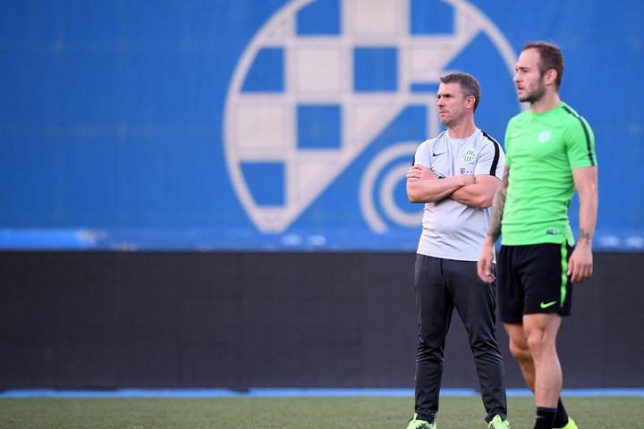 Főtáblás helyért harcol a Ferencváros a Dinamo Zagreb ellen