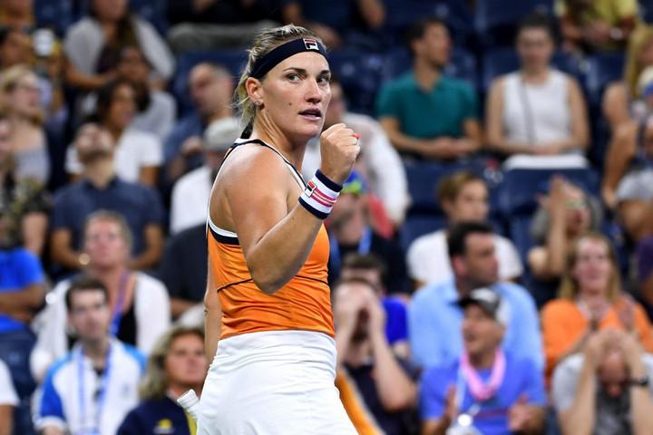 Babosék simán jutottak a második fordulóba a US Openen