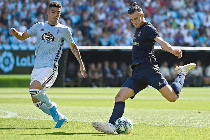 Feje tetején a világ: Bale-t ünneplik a Madridnál