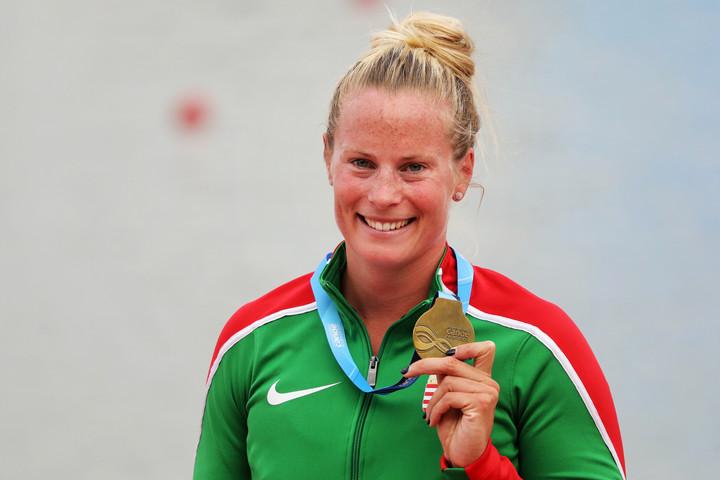 A kajakos Bodonyi Dóra világbajnok, a kenus Adolf Balázs ezüstérmes 5000 méteren