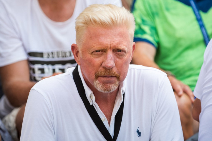 Boris Beckernek nem adtak sört a US Openen