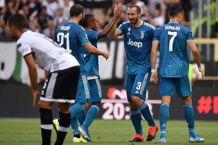 Győzelemmel kezdte a bajnokságot a címvédő Juventus