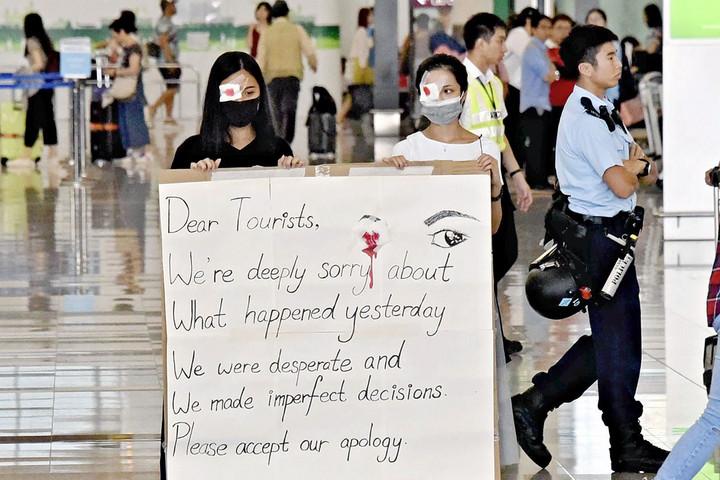 Tovább forr a hongkongi nyár