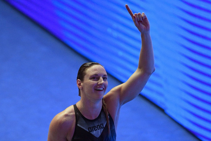 Hosszú Katinka és Szabó Szebasztián is aranyérmet nyert az úszó világkupán