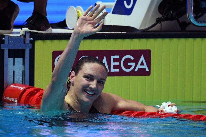 Hosszú Katinka két számban is aranyérmet nyert pénteken