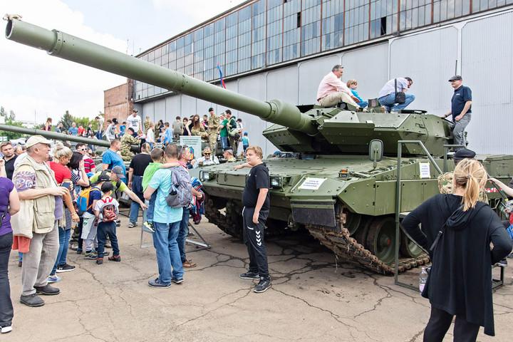 Leopárdok Magyarország védelme szolgálatában
