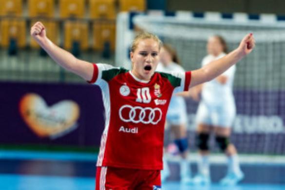 Eb-döntős az U17-es leány kézilabda-válogatott