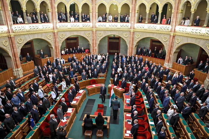 Hétfőn kezdődik az Országgyűlés őszi ülésszaka