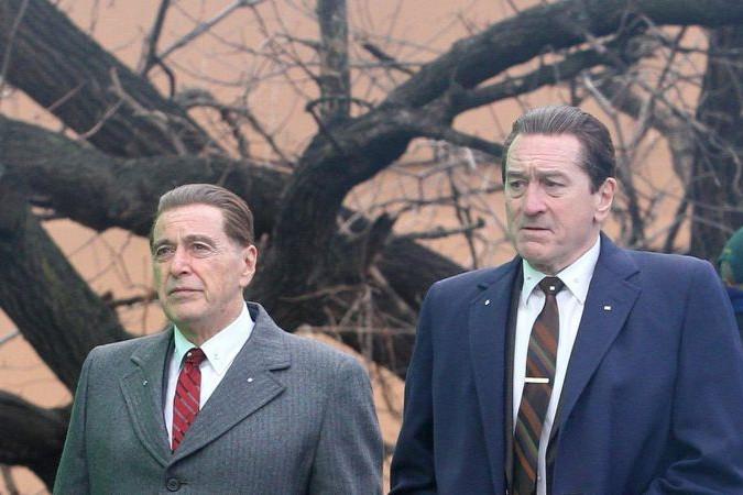 Megvan, mikor mutatják be a mozik Al Pacino és Robert De Niro új filmjét