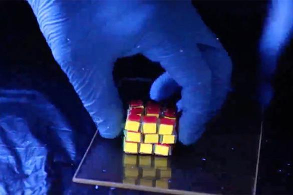 Forradalmasíthatja az adattárolást egy Rubik-kocka alakú új találmány