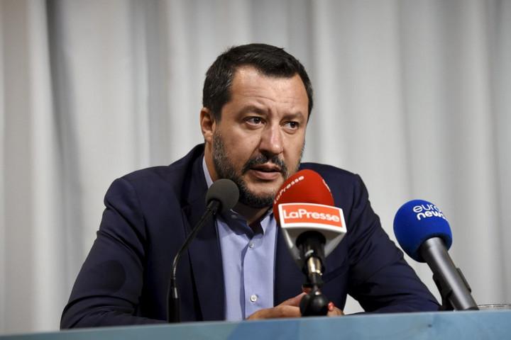 Salvini: Összeomlott az olasz kormánykoalíció, új választásokra van szükség