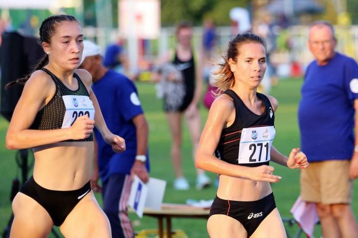 Kácser Zita olimpiai szintet futott
