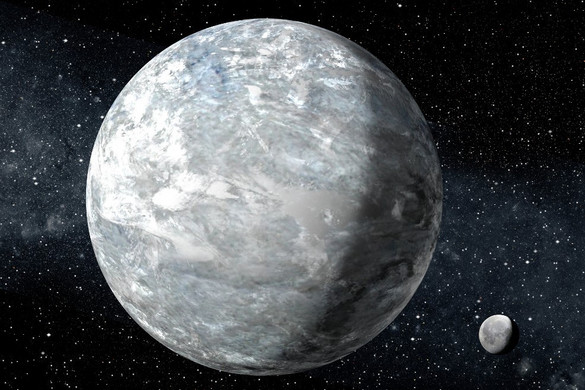 Mégis lakhatóak lehetnek a jégbolygók