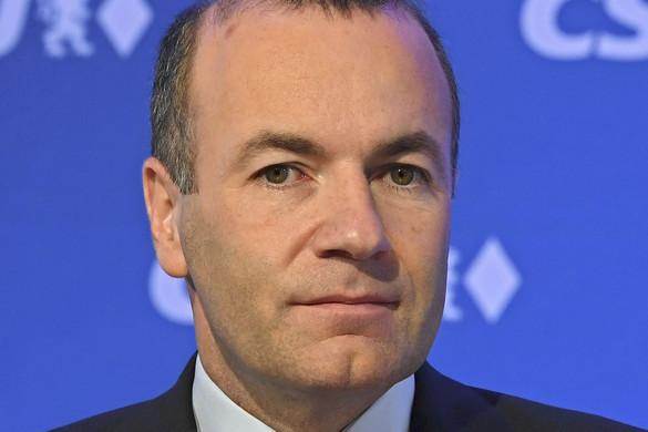 Weber: Az EU-s külső határ hatékony ellenőrzése az új menekültügyi politika legfontosabb eleme