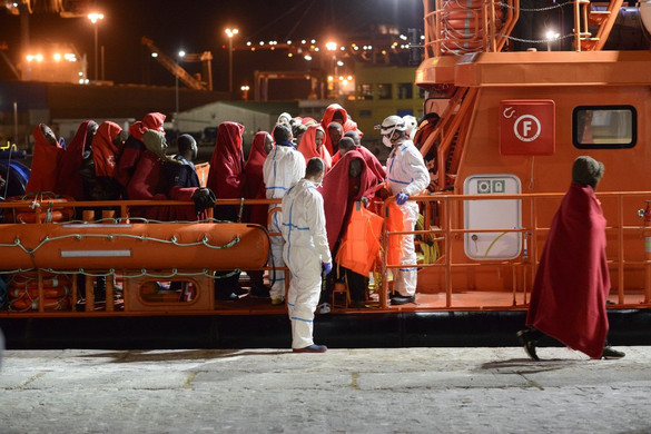 Egyre több a migráns a Földközi-tengeren