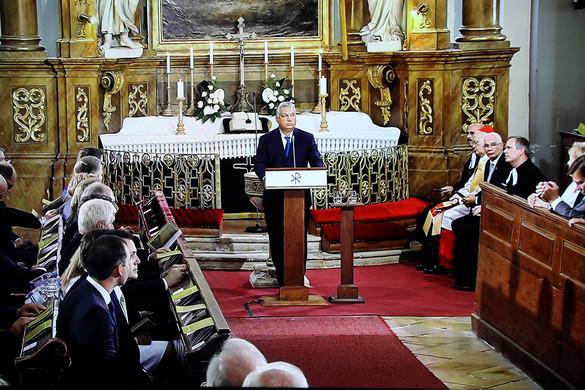 Orbán Viktor: Csak egy Európa van