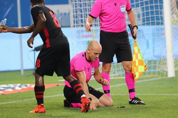 Az UEFA elutasította a Honvéd óvását