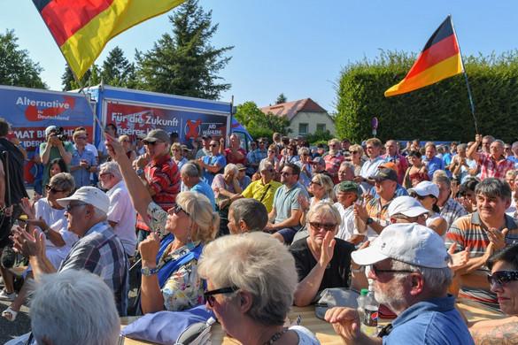 Áttörést érhet el a bevándorlásellenes AfD a hétvégi németországi tartományi választásokon