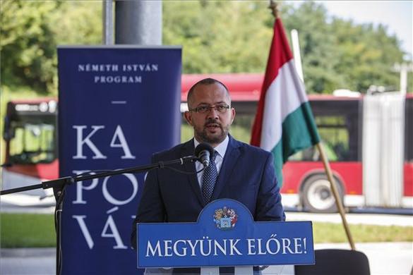 Jelentős állomásához érkezett Kaposvár fejlesztési programja
