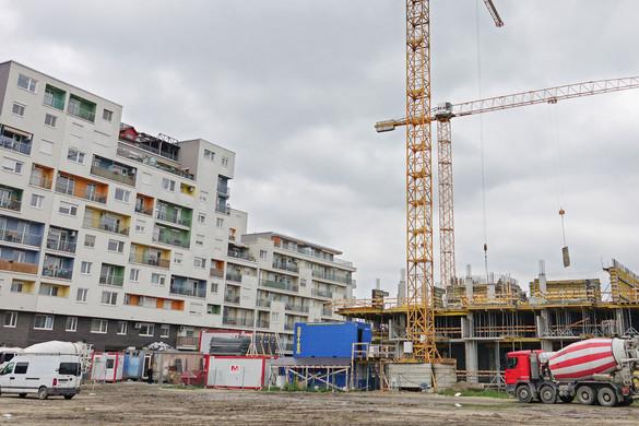 Ismét lendületbe jött az építőipar