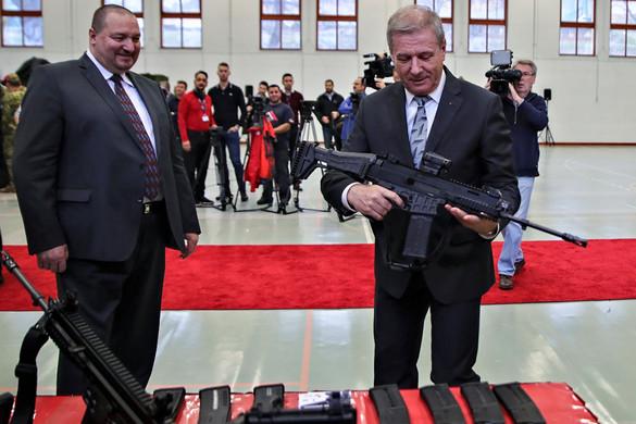 Fegyvergyártás  Magyarországon