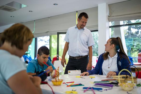 A közösségi összetartozás élményét adják a családi Erzsébet-táborok