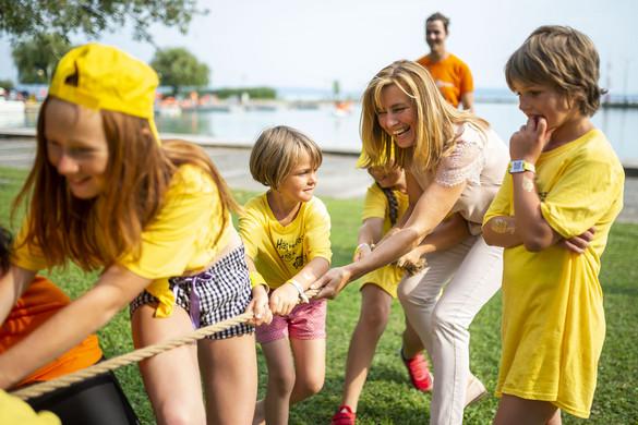 Herczegh Anita: Minden gyermeknek felhőtlen nyári kikapcsolódásra van szüksége