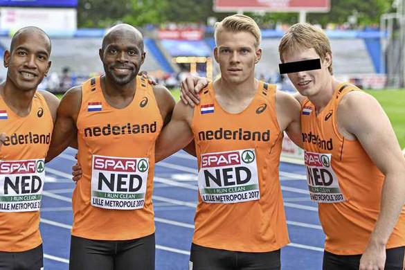 Válogatott futó lehet a Szigeten elkapott egyik holland drogdíler